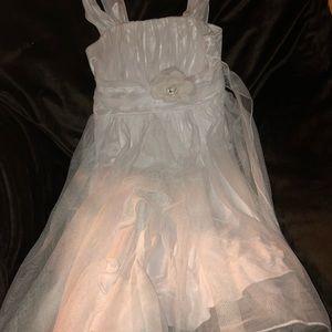 child white formal dress